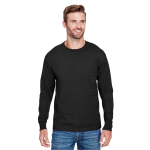 Champion Adult Long-Sleeve Ringspun T-Shirt
